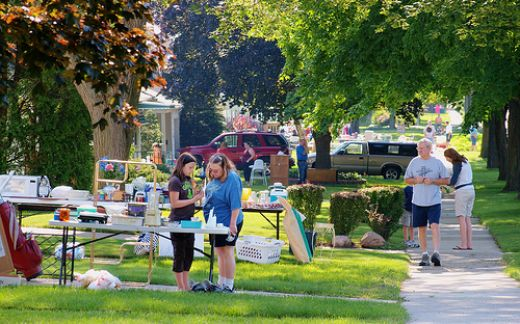 7 Tips To A Successful Yard Sale