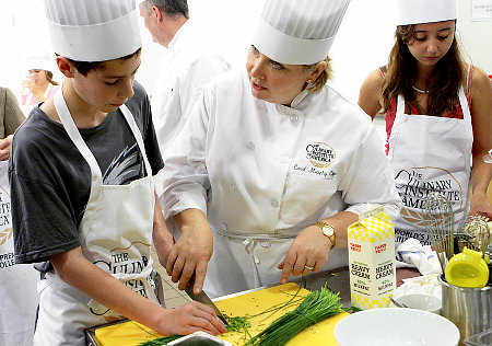 Finding The Right Cooking Class For You