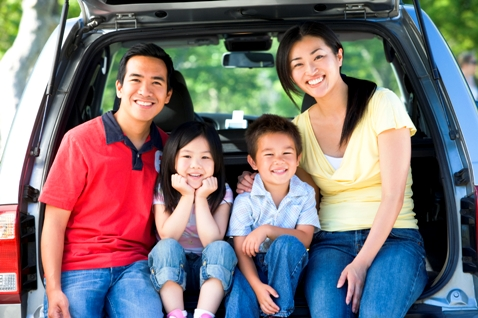 Travelling In Safety With A Family Car