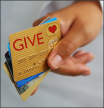 What Are Charity Credit Cards