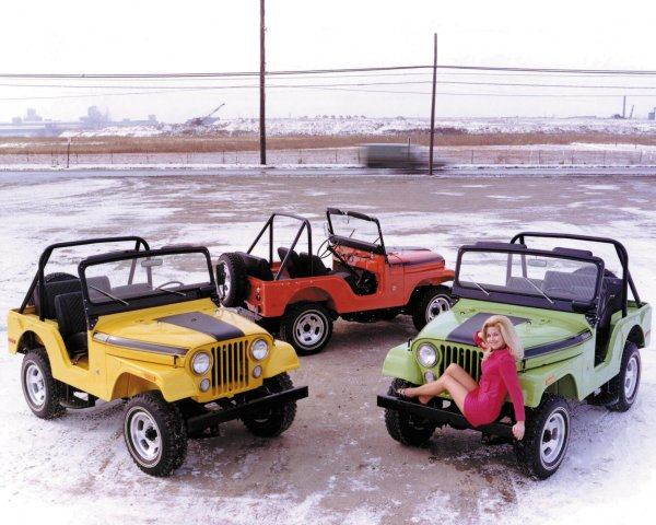 What Is Causing The Rise In Popularity Of Jeeps