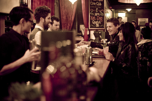 Melbourne's Sweet Small Bar Scene