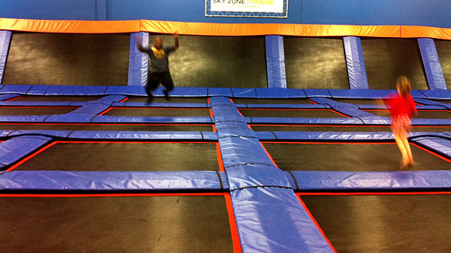 Five Fantastic Reasons to Buy a Giant Trampoline