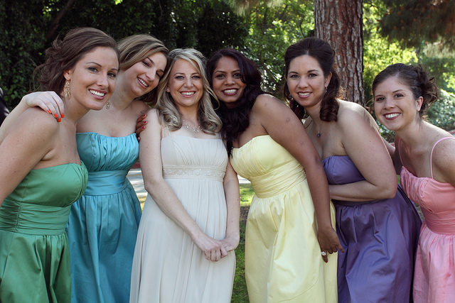 On Trend Bridesmaid Dress Tips and Ideas