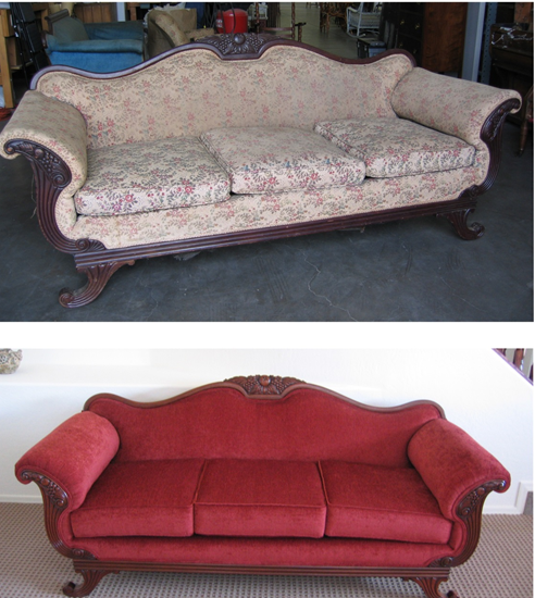 Benefits Of Furniture Upholstery