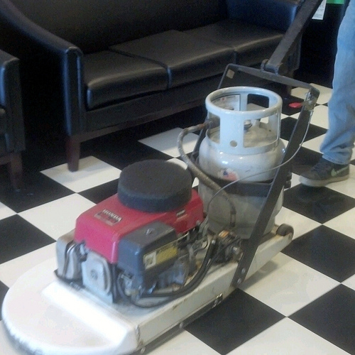 How Floor Scrubbers Will Make Your Flooring Look Immaculately Clean