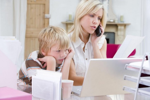 Work-at-Home Moms: 7 Ways To Rejuvenate Your Business