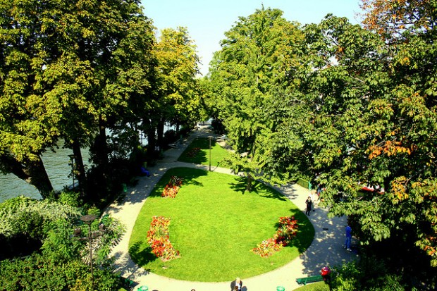Some Of The Best Parisian Gardens