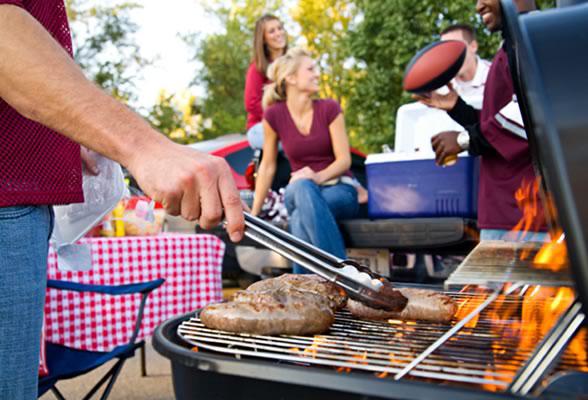 Backyard Barbeque - 5 Things To Add To Your Backyard For A Flawless Party