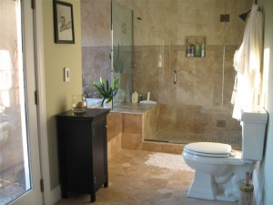 Bathroom Remodel: How To Choose Tile, Toilet, Cabinet For Bathroom