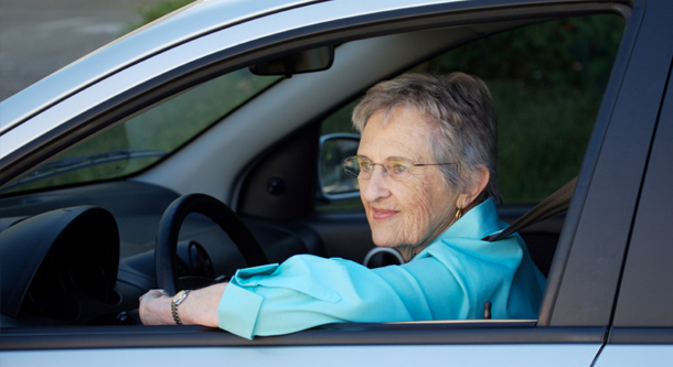 When 70 Is Not The New 60 – Senior Driver Safety