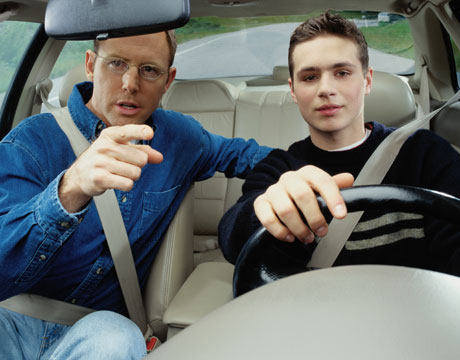 7 Keys To Teaching Your Child To Drive Responsibly