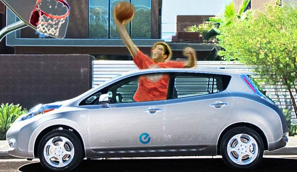 Basketball Players And Their Cars