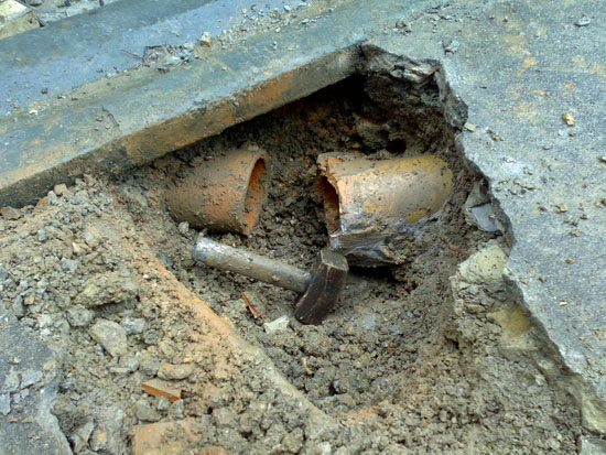 Blocked Drains - A Rectifiable Problem For Houses And Businesses