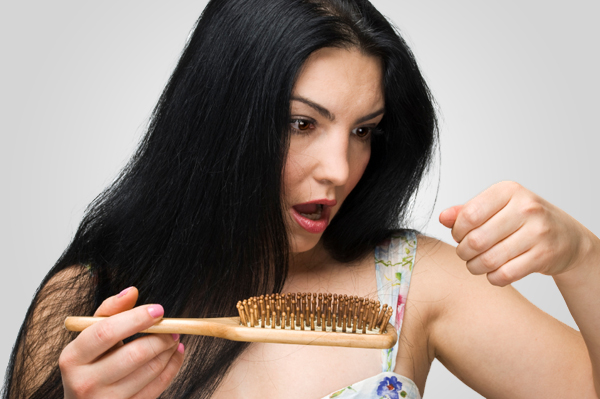 Three Diseases That Can Lead To Hair Loss Problems