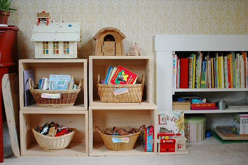 Tips For Keeping A Small Home Tidy