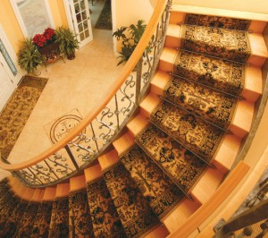 Why Add To The Look Of Your Stairs