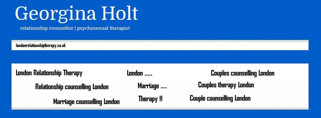 Couples counselling London, Couple counselling London