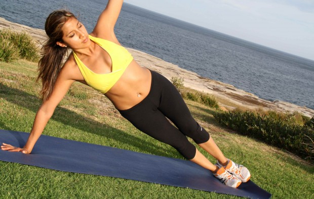 Take Your Exercise Outdoors