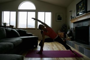 Your Home Yoga Routine: Easy As ABC