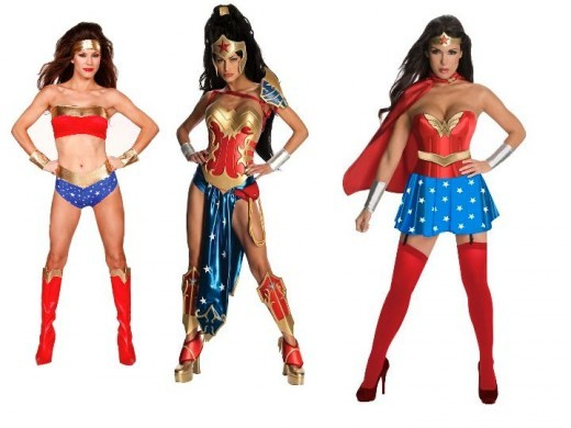 Planning A Wild Hen Party With Ladies Superheroes Costumes