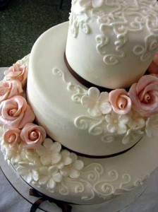 Low Calorie Wedding Cakes To Die For