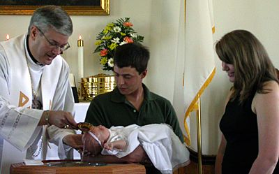 The History Of Baptism And The Loving Tradition It Has Become