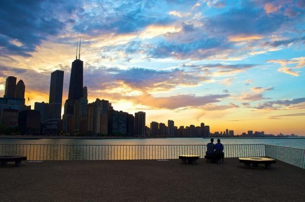 Urban Love: 5 Super Romantic Things To Do In Chicago