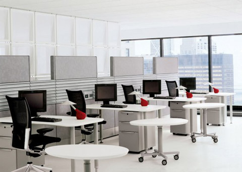 What Office Furniture Says About The Company?