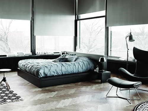 Quality Contemporary Furniture Adds Style To A Home