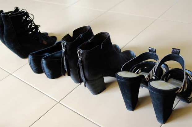 Are Fashion Favourite Shoes Causing your Foot Pain