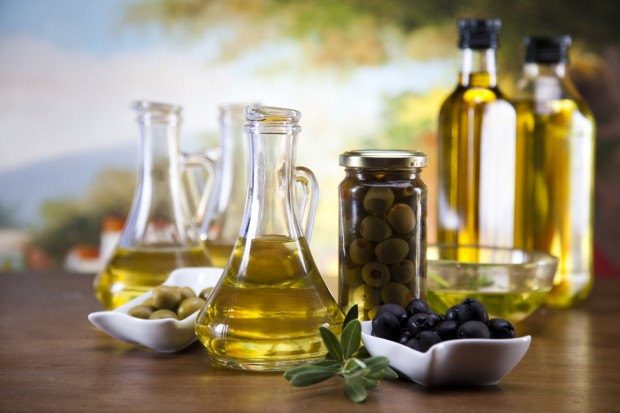 Healthy Oils In Your Kitchen