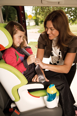 Clek Oobr Booster Car Seats – Perfect To Ensure Safety Of Your 4 Year Old Chid