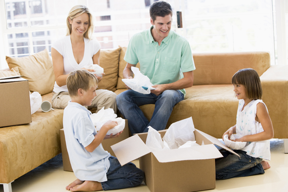 5 Ways To Prepare Young Children For A Move