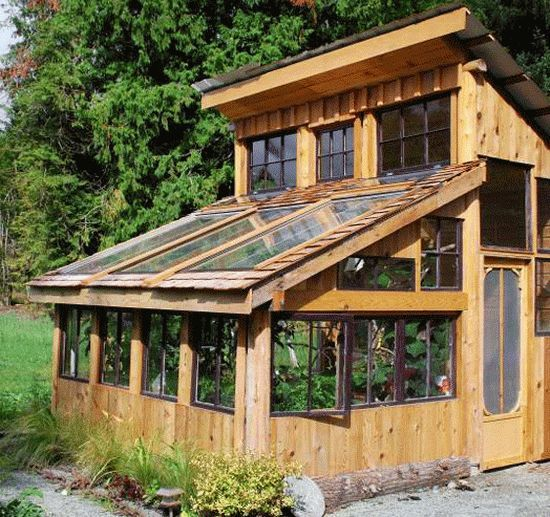 The Green House Idea For Your Property